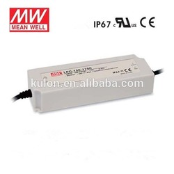 MeanWell Power Supply LPC-150-500 Constant Current LED Driver 150W 500mA Waterproof IP67