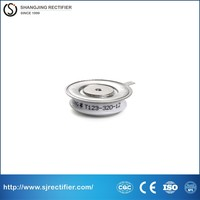used for frequency conversion high power thyristor plating rectifier, CE approval silicon controlled rectifier T123-320-12