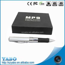 China Word Hidden Video Pen Camera MP9/MP10 Pen