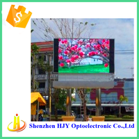on sale P10 outdoor full color led display/screen/panel