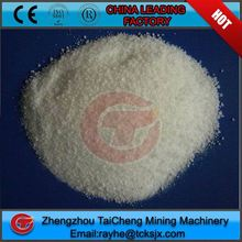 anionic polyacrylamide for mineral seperation