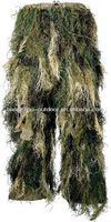 Hunting Jacket And Trouser Ghillie Camo Suit