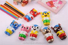 K9 cheap mini functional colourful cellphone 2014 Worldcup mascot Fuleco shaped