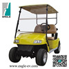cheap New Condition factory supply ce approved solar golf cart 2 seaters