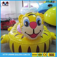 Funny Inflatable Electric Aqua Bumper Boat for Kids