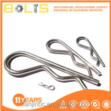 China manufacture DIN11024 stainless steel spring cotter pin