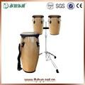 Mejor- venta de musicales instrumento de percusión de áfrica congas del tambor del tambor