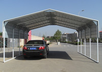 hot sale outdoor metal carport for shelter in China