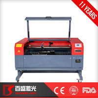 cheng du laser tuber 120W Laser power for CO2 Laser Cutting Machine 1200*900 cne engraving machinery