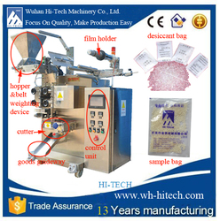 best price granule packing machine tea bag packaging machinery