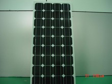 Professional manufacture 75W mono solar panel with cheap price