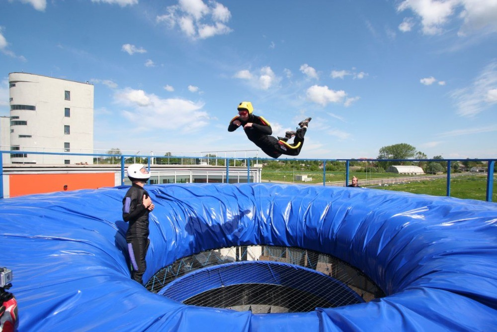 popular Wind Tunnel for outdoor Skydiving