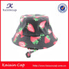 high quality wholesale hot sale blank floral print bucket hat pattern free