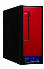 98 Series Full Tower Type Plastic Steel Material Acrylic ITX Case
