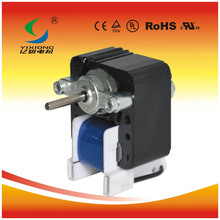 Single phase copper wire fan motor
