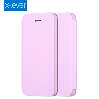 Luxury Leatherette Wholesales Pink Mobile Phone Shell For iIphone 5 Leather Case