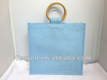 wenzhou new designed ecofriendly promotional jute packaging bags