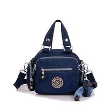 cheap travel leisure men nylon hand bag wholesale shoulder bags