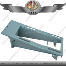 Agricultural machinery spare parts of tractor frame, stander assembly, bumper, etc