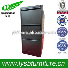 factory direct sale 3 drawer steel filing cabinets office furniture