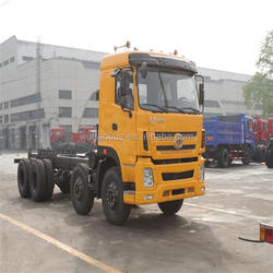 50T 8x4 Heavy Transport Truck More Effective Than Kia Cargo Truck