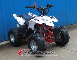 gas powered atv/4 wheel motorcycle/50cc quad atv