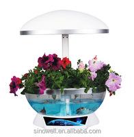 Aquarium/Mini flower Garden smart fish tank