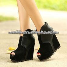hot 2013 botas mulheres de alta qualidade nova moda botas de tornozelo pq2449