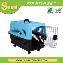 Health pet carrier cheap prices plastic dog kennel