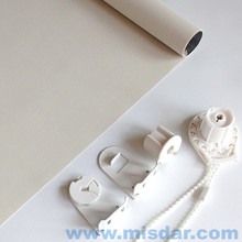Manual roll up shade, simple roller up blinds, classic roller blinds