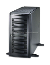 9 bay Server Chassis. IPC-9008 5U Tower Case. No PSU. Inter-Tech WT-9008B black
