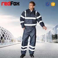 wholesale waterproof high visibility safety aluminum pipe insulation jacket