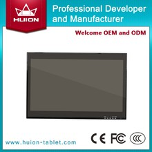shenzhen Huion 21.5 inch writing and drawing digital pen touch screen tablet monitor