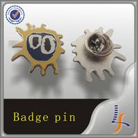 cartoon shape metal custom jaguar badge
