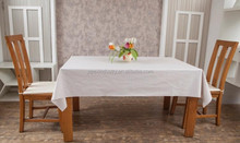 wholesale white restaurant table cloth factory
