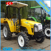 45hp 4wd diesel small farming tractor