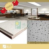 Interior Decoration Mineral Fiber Ceiling