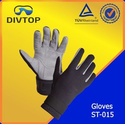Diving &Fishing Neoprene gloves with fashionable style