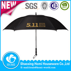 2015 Hot Sale High Quality Double Layer Golf Umbrella