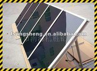 aluminium solar holder /solar aluminium frame