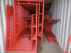 MAIN FRAME SCAFFOLDING EXPORT FROM CHINA