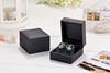 Fashion Jewelry Mens Logo Cufflinks In Box