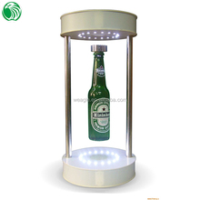 Fashion customized Top magnetic levitation advertising fancy pen display stand