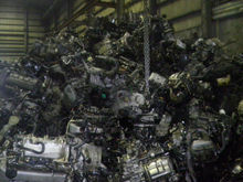 Car Engine Scrap Metal