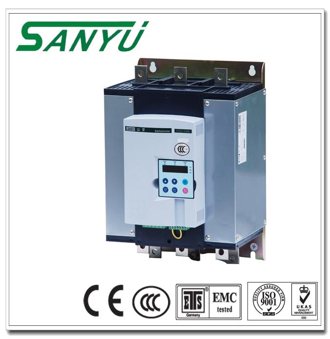 SJR2 Inteligent Soft Starter - Shanghai Sanyu Industry Co ... on