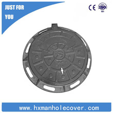 EN124 Cast Iron Manhole Cover can be customised as required