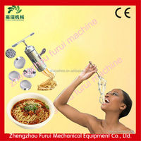 New stainless Steel noodle machine/hand operated noodle making machine