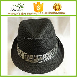 2015 hot selling gentlemen formal hats and caps