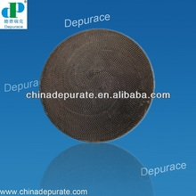 Car exhaust system metal honeycomb catalyst factory