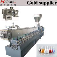 plastic film dewatering machine/wpc-pe composite decking machine plastic machinery/plastic recycling machine price